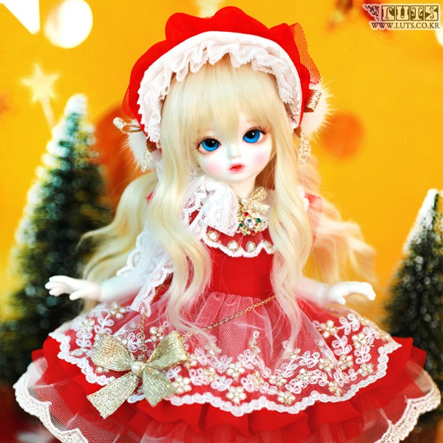 Honey Delf Christmas Edition Limited