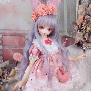 LUTS 18th Anniversary Kid Delf - Happiness on $10 ver. Pink Limited