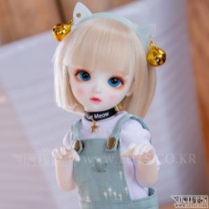 HDF Hello Little Cat Set (Mint)
