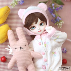 HDF Pajamas set (Pink)