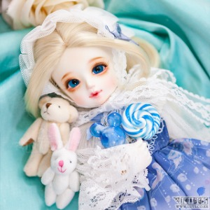 HDF Deep Sea Girl Set