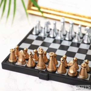 Chess game (Gold/Silver)