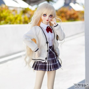 SDF NineSchool Girl Set (Ivory)