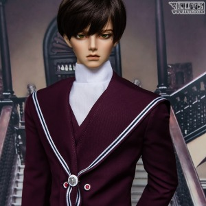 GSDF [Boy's dream] Burgundy (Pre-order)