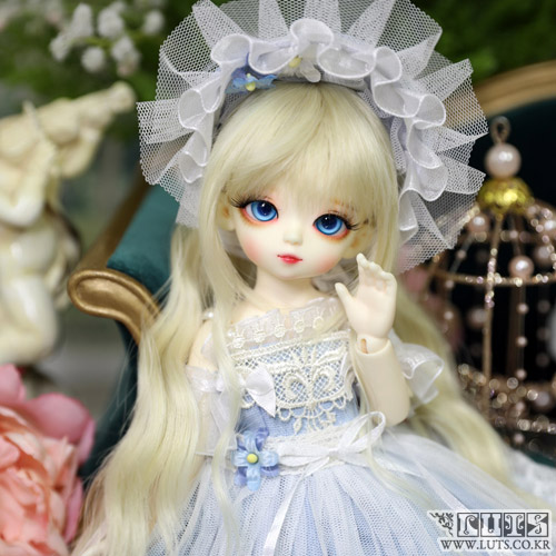 LUTS 19th Anniv. Honey Delf Happiness on 1000円 Blue ver. Limited