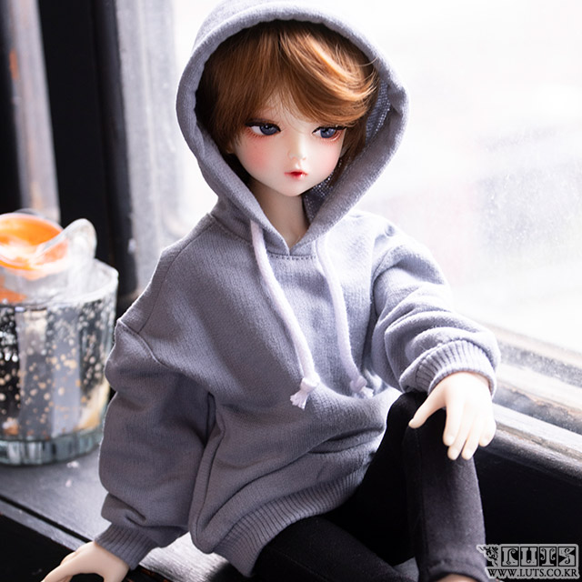 KDF MAKIE hood (Gray)