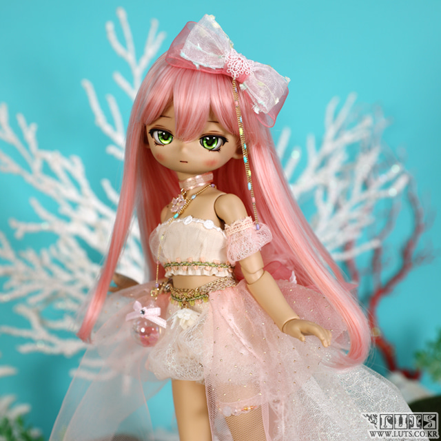 HDF31 Jellyfish Bubble SET (Pink) (Pre-order)