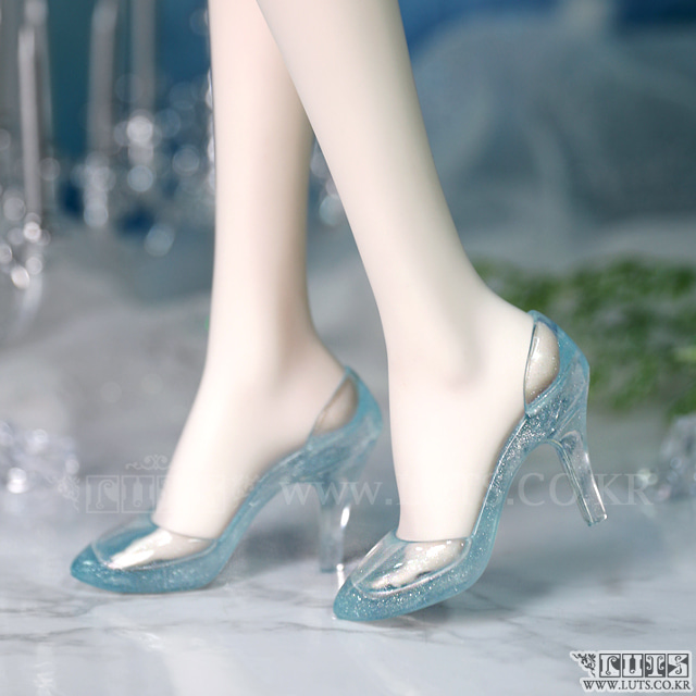 SDF HIGH HEELS Ice Pearl Blue Limited