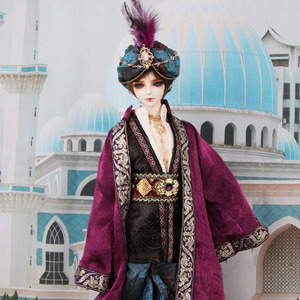 MDF ARABIAN NIGHTS SET
