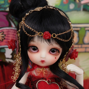 Tiny Delf 20 GRETEL - QUEEN OF HEARTS Limited