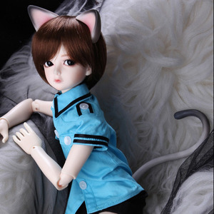 Kid Delf Kitty Ears and Tail set - Limited
