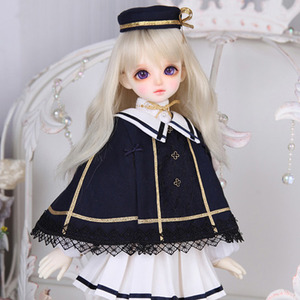 KDF Golden Sailor Girl Set