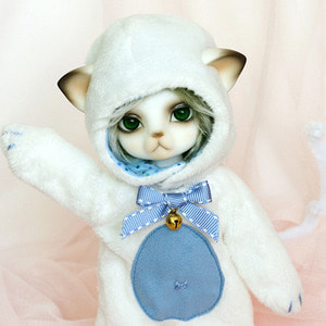 ZDF KITTY SUIT (Blue)