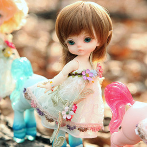 Tiny Delf CENTAUR Bubble Mint ver. Limited