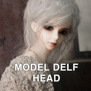 LUTS MODEL DELF HEAD - 18th Anniv. EVENT