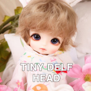 LUTS TINY DELF HEAD - 18th Anniv. EVENT