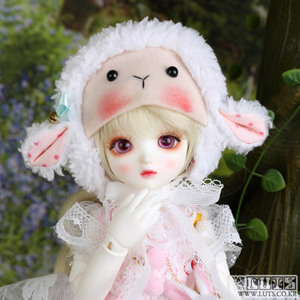 HDF Animal hat (White)