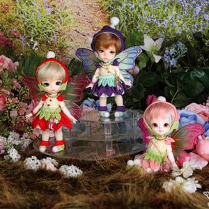 Tiny Delf Fairy of Flower ver. Limited - FULL PACKAGE