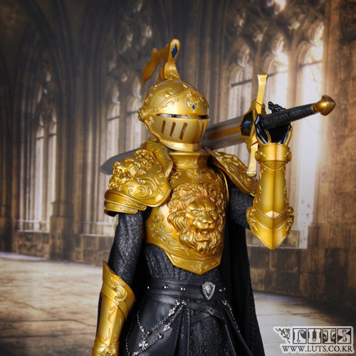 Senior65 Delf PLATINUM English Knight ver. Full Package - GOLD Limited