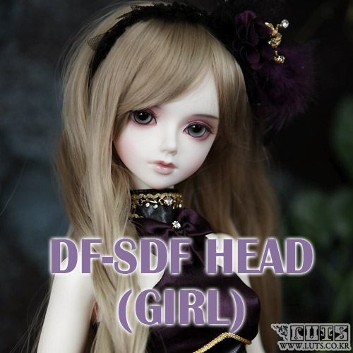 LUTS DF-SDF HEAD (GIRL)