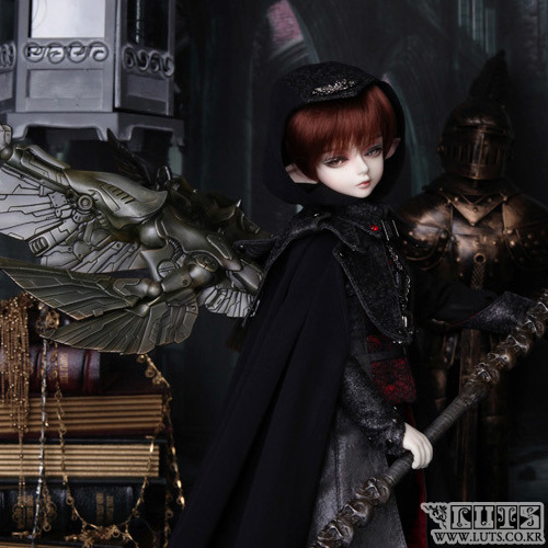THE YOUTH IN DARK WARRIORS- BORY (Ver.3) - Dark Side Full Package Limited