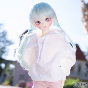 KDF MAKIE hood (White)