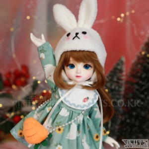 HDF Hi Rabbit set (Mint)