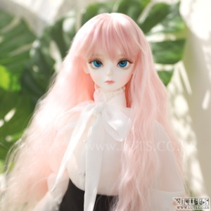 [2020 Summer Event gift Wig] SDW, KDW, CDW-010 (Strawberry latte)