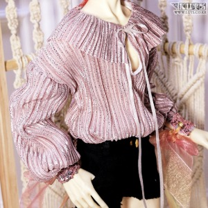 SDF65 Rolo Blouses (Pink)