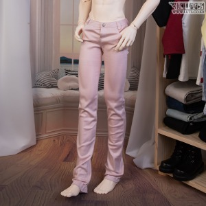 GSDF Cotton Pants - Pink