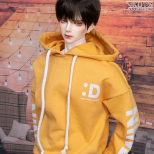 GSDF Color Overfit Hoodie (Yellow)