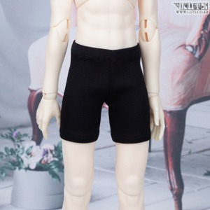 MDF Banding Short Pants (Black)