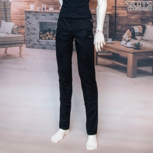 GSDF Damage skinny pants(Black)